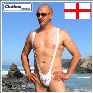 St George Cross Mankini